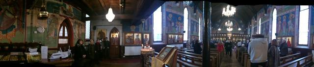 The Greek Orthodox Church of St Panteleimon and St Theodoros